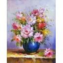 Kwiaty w wazonie
